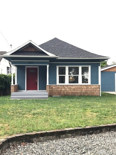 Sumner Single Family Home For Sale: 624 W Main St