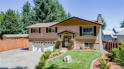 Lake Tapps Single Family Home For Sale: 17509 Driftwood Dr E