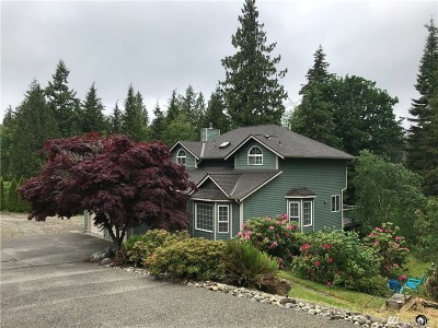 Stanwood Single Family Home For Sale: 6807 156th St NW