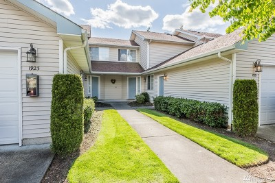 Federal Way Condo/Townhouse For Sale: 1921 S 368th Place #1004