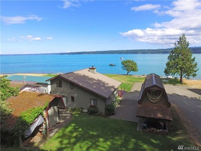 Single Family Home For Sale: 2180 Black Point Rd