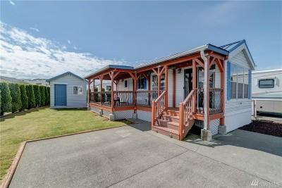 Blaine Condo/Townhouse Sold: 4751 Birch Bay Lynden Rd #291