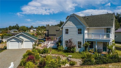 Coupeville Single Family Home For Sale: 406 NE Gould St