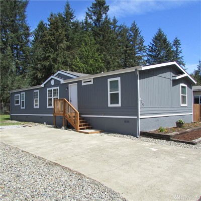 Puyallup Mobile Home For Sale: 6207 163rd St Ct E