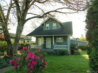 Single Family Home Sold: 1106 K St