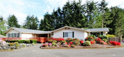 Pierce County Single Family Home For Sale: 3615 107th St NW