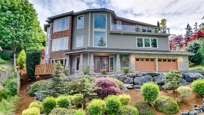 Mukilteo Single Family Home For Sale: 634 Park Ave