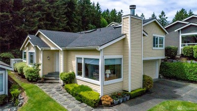 Gig Harbor Single Family Home For Sale: 6757 Weather Glass Lane