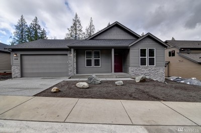 Bellingham Single Family Home Sold: 1209 Brookstone Dr