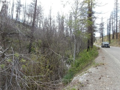 Chelan, Chelan Falls, Entiat, Manson, Brewster, Bridgeport, Orondo Residential Lots & Land For Sale: Antoine Creek Rd