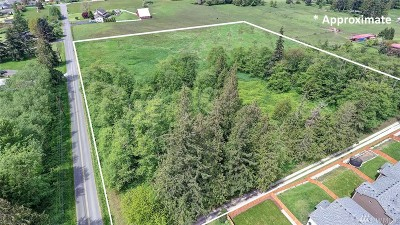 Snohomish County Residential Lots & Land For Sale: 284th St NW