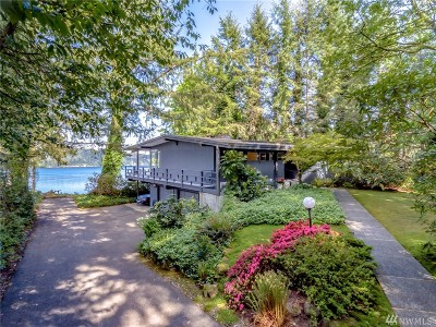 Gig Harbor WA Single Family Home For Sale: $729,000