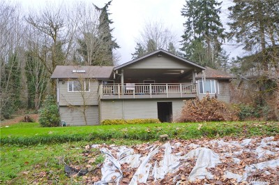 Marysville Single Family Home For Sale: 5824 83rd Ave NE