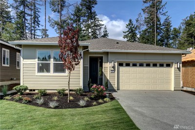 Lacey Single Family Home For Sale: 5231 Waldron Dr NE