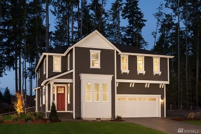 Gig Harbor Single Family Home For Sale: 5509 133rd (Lot 4) St Ct NW