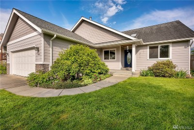 Nooksack Single Family Home Sold: 402 Allision Wy