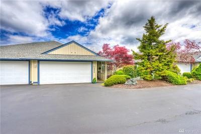 Skagit County Condo/Townhouse Sold: 3805 View Ridge