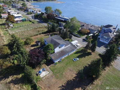 Clinton Single Family Home Sold: 2551 Sunlight Beach Rd