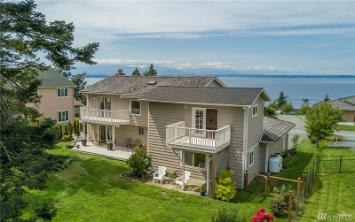 Coupeville Single Family Home For Sale: 1891 Cedarcrest Ave