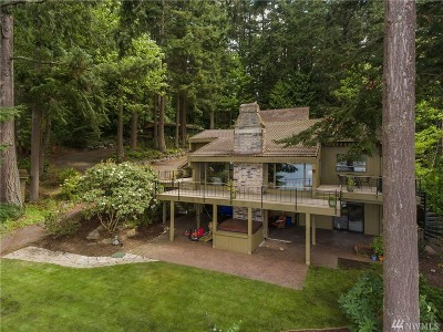 Stanwood WA Single Family Home Contingent: $699,000