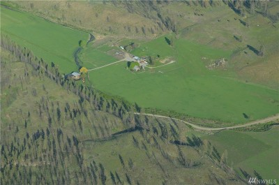 Carlton, Methow Farm For Sale: 240 McFarland Creek Rd