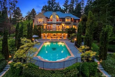 Bellevue Single Family Home For Sale: 12210 NE 33rd St