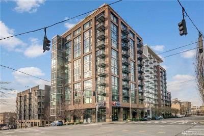 Seattle WA Condo/Townhouse For Sale: $780,000