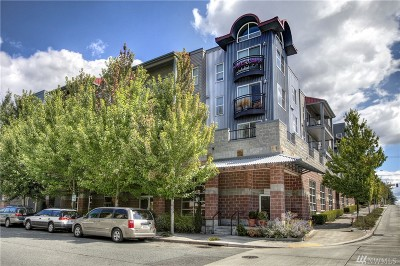 Condo/Townhouse Sold: 600 N 85th St #309