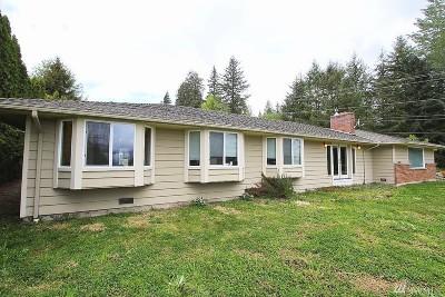 Monroe Single Family Home For Sale: 13602 191st Ave SE