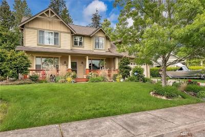 Blaine Single Family Home For Sale: 1186 Harbor Side Dr