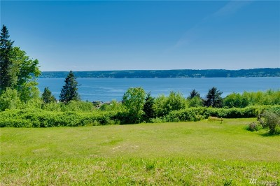 Port Ludlow Residential Lots & Land For Sale: Dickey, Lots 4, 18, & 19 St