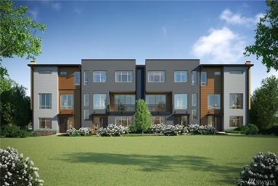 Bellevue Condo/Townhouse For Sale: 16379 NE 16th Ct #B-3