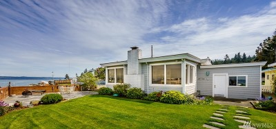 Coupeville Single Family Home For Sale: 49 N Harrington Lagoon Rd
