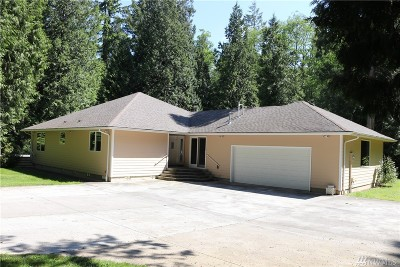 Blaine Single Family Home For Sale: 4192 West Rd