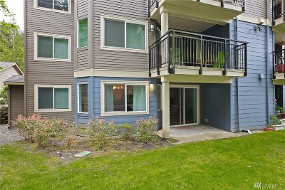 Condo/Townhouse Sold: 19404 Bothell Wy NE #B104