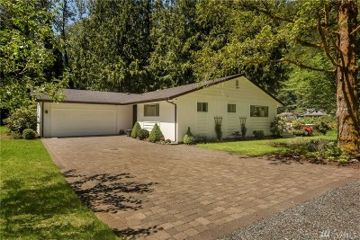 Single Family Home Sold: 51003 195th Place SE