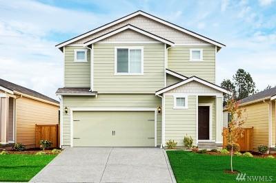 Spanaway Single Family Home For Sale: 19209 21st Av Ct E