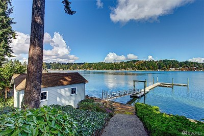 Gig Harbor Single Family Home For Sale: 2129 50th Ave NW