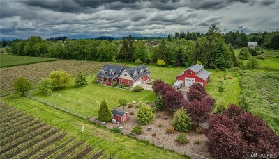 Custer Single Family Home For Sale: 2295 Loomis Trail Rd
