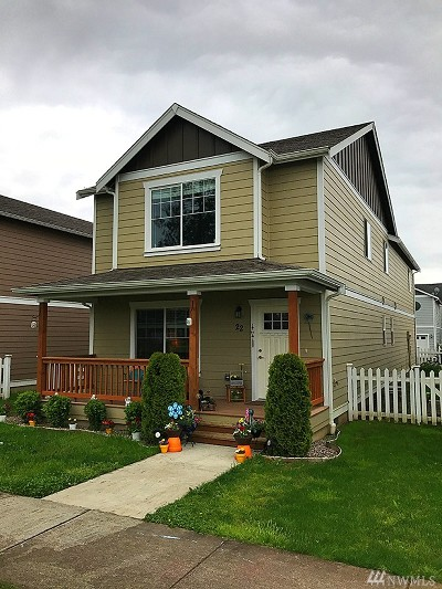 Lynden Condo/Townhouse Sold: 2200 Greenview Cir #22