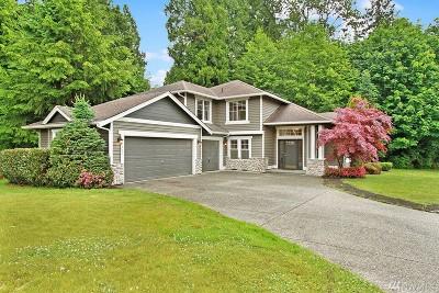 Lake Stevens Single Family Home For Sale: 10427 33rd St SE