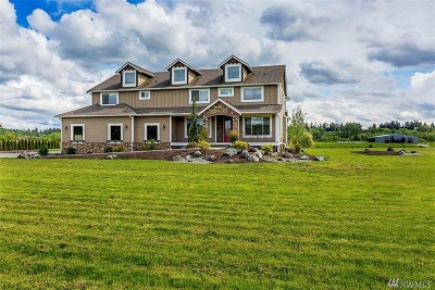 Arlington Single Family Home For Sale: 19921 33rd Ave NE