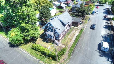 King County Multi Family Home For Sale: 8700 2nd Ave NW