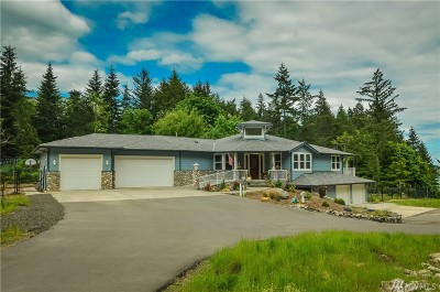 Olympia Single Family Home For Sale: 2202 59th Ave NW