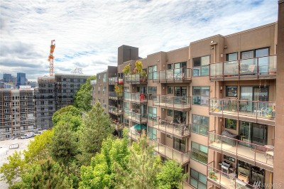 Condo/Townhouse Sold: 701 Galer St #610