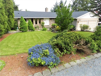 Bothell Single Family Home Contingent: 22511 4th Ave SE