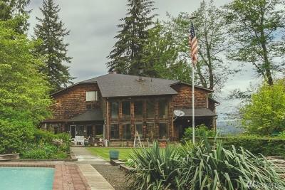 Oakville Single Family Home For Sale: 106 Mattson Rd