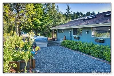 Anacortes, La Conner Single Family Home For Sale: 821 Shoshone