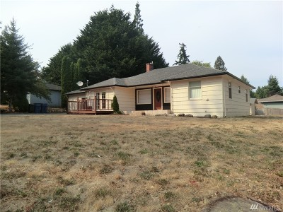 Edmonds Single Family Home For Sale: 7713 234th St SW