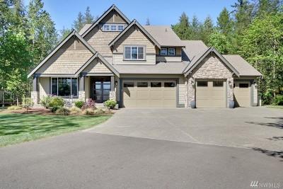 Black Diamond Single Family Home For Sale: 30922 222nd Wy SE